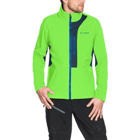 VAUDE Virt Softshell Jacket Men, bright green